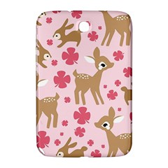 Preety Deer Cute Samsung Galaxy Note 8 0 N5100 Hardshell Case