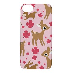 Preety Deer Cute Apple Iphone 5s/ Se Hardshell Case