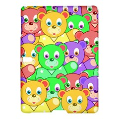 Cute Cartoon Crowd Of Colourful Kids Bears Samsung Galaxy Tab S (10 5 ) Hardshell Case  by Nexatart