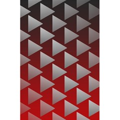 Netflix Play Button Pattern 5 5  X 8 5  Notebooks