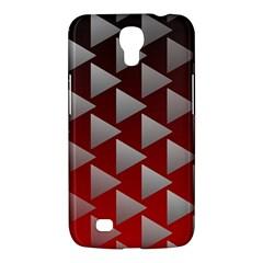 Netflix Play Button Pattern Samsung Galaxy Mega 6 3  I9200 Hardshell Case by Nexatart