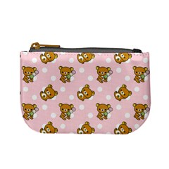 Kawaii Bear Pattern Mini Coin Purses
