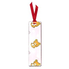 Kawaii Bear Pattern Small Book Marks by Nexatart