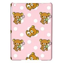 Kawaii Bear Pattern Ipad Air Hardshell Cases