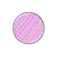 Chaffyyami Nurse Desktop Hat Clip Ball Marker (4 Pack) by Nexatart