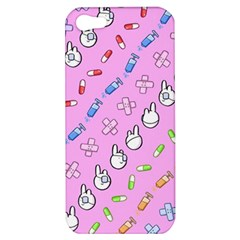 Chaffyyami Nurse Desktop Apple Iphone 5 Hardshell Case by Nexatart