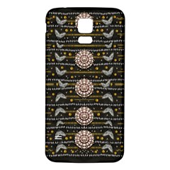 Pearls And Hearts Of Love In Harmony Samsung Galaxy S5 Back Case (white) by pepitasart