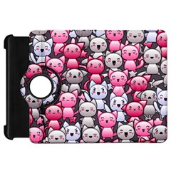Cute Doodle Wallpaper Cute Kawaii Doodle Cats Kindle Fire Hd 7