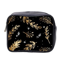 Kawaii Wallpaper Pattern Mini Toiletries Bag 2 Side