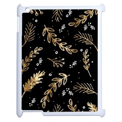 Kawaii Wallpaper Pattern Apple Ipad 2 Case (white) by Nexatart