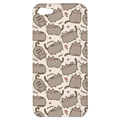 Pusheen Wallpaper Computer Everyday Cute Pusheen Apple Iphone 5 Hardshell Case by Nexatart