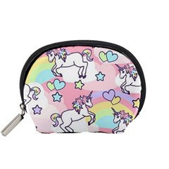 Unicorn Rainbow Accessory Pouches (small)