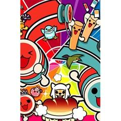 Cute Doodles Wallpaper Background 5 5  X 8 5  Notebooks by Nexatart