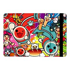 Cute Doodles Wallpaper Background Samsung Galaxy Tab Pro 10 1  Flip Case