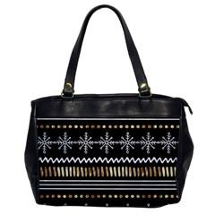 Kawaii Pattern Office Handbags by Nexatart