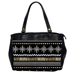 Kawaii Pattern Office Handbags (2 Sides)  by Nexatart