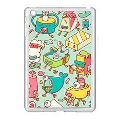 Summer Up Pattern Apple Ipad Mini Case (white)