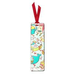 Summer Up Pattern Small Book Marks