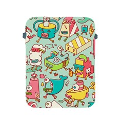 Summer Up Pattern Apple Ipad 2/3/4 Protective Soft Cases