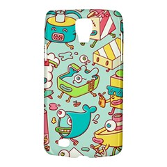 Summer Up Pattern Galaxy S4 Active by Nexatart