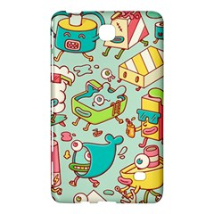 Summer Up Pattern Samsung Galaxy Tab 4 (7 ) Hardshell Case  by Nexatart