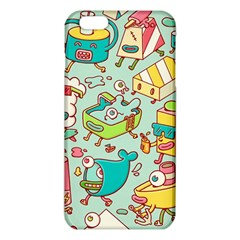 Summer Up Pattern Iphone 6 Plus/6s Plus Tpu Case