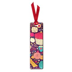 Cute Colorful Doodles Colorful Cute Doodle Paris Small Book Marks by Nexatart