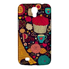 Cute Colorful Doodles Colorful Cute Doodle Paris Samsung Galaxy Mega 6 3  I9200 Hardshell Case by Nexatart