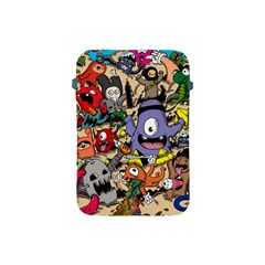 Hipster Wallpaper Pattern Apple Ipad Mini Protective Soft Cases by Nexatart
