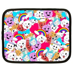 Cute Cartoon Pattern Netbook Case (xxl)