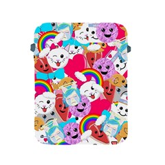 Cute Cartoon Pattern Apple Ipad 2/3/4 Protective Soft Cases