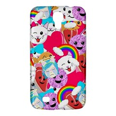 Cute Cartoon Pattern Samsung Galaxy Mega 6 3  I9200 Hardshell Case