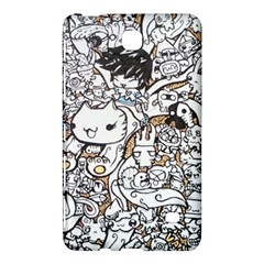 Cute Doodles Samsung Galaxy Tab 4 (8 ) Hardshell Case  by Nexatart