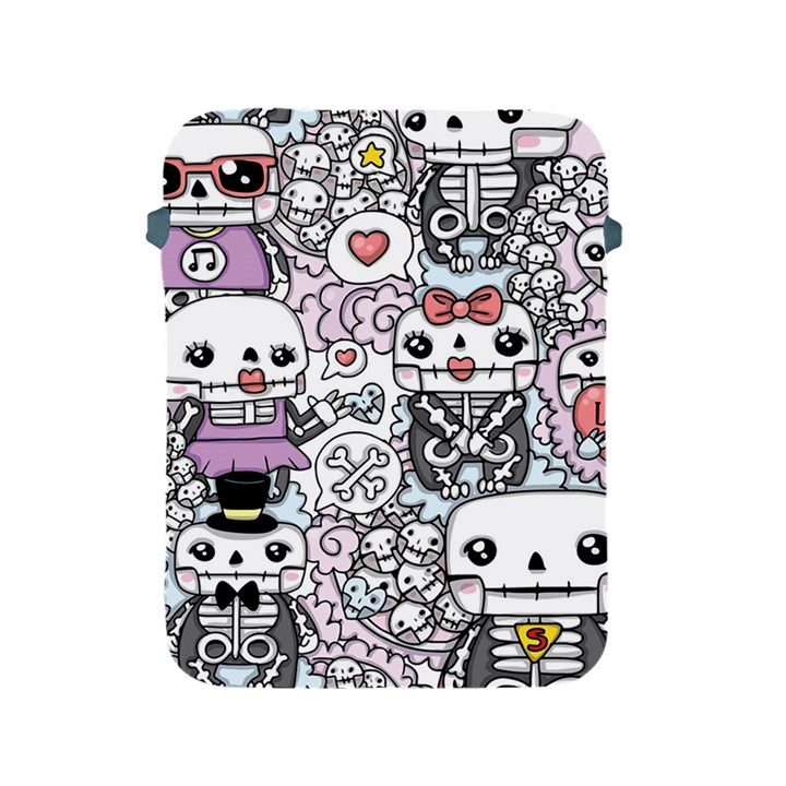 Kawaii Graffiti And Cute Doodles Apple iPad 2/3/4 Protective Soft Cases