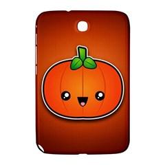 Simple Orange Pumpkin Cute Halloween Samsung Galaxy Note 8 0 N5100 Hardshell Case