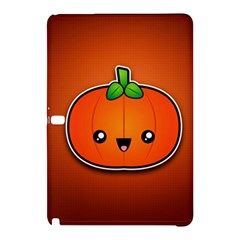 Simple Orange Pumpkin Cute Halloween Samsung Galaxy Tab Pro 10 1 Hardshell Case