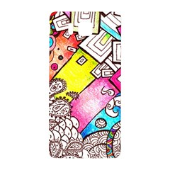 Beautiful Colorful Doodle Samsung Galaxy Alpha Hardshell Back Case