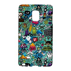 Colorful Drawings Pattern Galaxy Note Edge