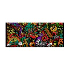 Monsters Colorful Doodle Cosmetic Storage Cases