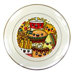 Cute Food Wallpaper Picture Porcelain Plates by Nexatart