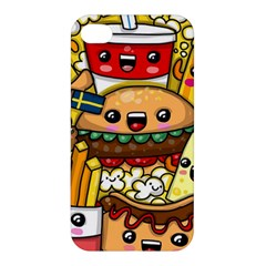 Cute Food Wallpaper Picture Apple Iphone 4/4s Hardshell Case by Nexatart