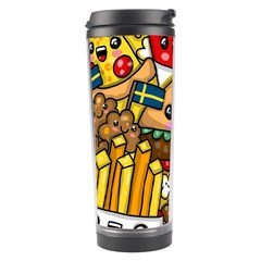 Cute Food Wallpaper Picture Travel Tumbler by Nexatart