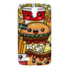 Cute Food Wallpaper Picture Samsung Galaxy Mega 6 3  I9200 Hardshell Case by Nexatart