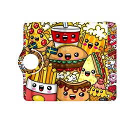 Cute Food Wallpaper Picture Kindle Fire Hdx 8 9  Flip 360 Case by Nexatart