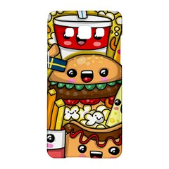 Cute Food Wallpaper Picture Samsung Galaxy A5 Hardshell Case