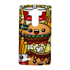 Cute Food Wallpaper Picture Lg G4 Hardshell Case