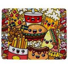 Cute Food Wallpaper Picture Jigsaw Puzzle Photo Stand (rectangular)