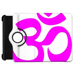 Hindu Om Symbol (magenta) Kindle Fire Hd 7  by abbeyz71