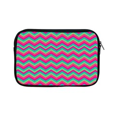 Retro Pattern Zig Zag Apple Ipad Mini Zipper Cases