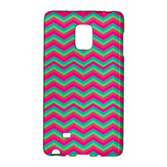 Retro Pattern Zig Zag Galaxy Note Edge